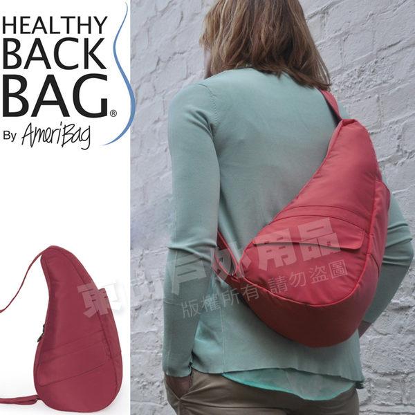 Healthy Back Bag 7103_RY寶石紅 TEFLON寶背包-小型斜背包