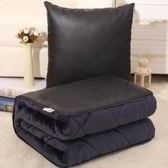 上新抱枕被子兩用靠墊大號毛絨空調被辦公室午睡毯汽車沙發腰靠枕頭被 生活故事