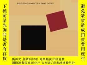 二手書博民逛書店Negotiation罕見Games (routledge Ad