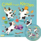 【麥克書店】COWS IN THE KITCHEN / 書+CD (廖彩幸書單延伸系列繪本) (JY版)
