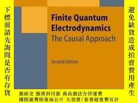 二手書博民逛書店Finite罕見Quantum ElectrodynamicsY364682 Scharf, G. Sprin