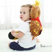 (中秋大放價)寶寶防摔頭部保護墊兒童學步走路護頭防摔帽嬰兒防後摔護頭枕夏季