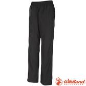 Wildland 荒野 W2319-54黑色  女 防風保暖長褲