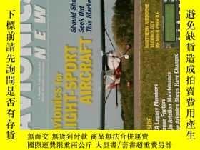 二手書博民逛書店Avionics罕見NEWS Magazine 2007 04 航空電子學術專業期刊Y14610