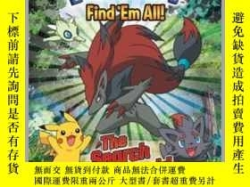 二手書博民逛書店Pokémon罕見Find Em All: Welcome to Unova!Y410016 . Pikac