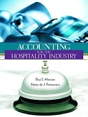 二手書博民逛書店 《Accounting for the Hospitality Industry》 R2Y ISBN:0139738843│Pearson College Division