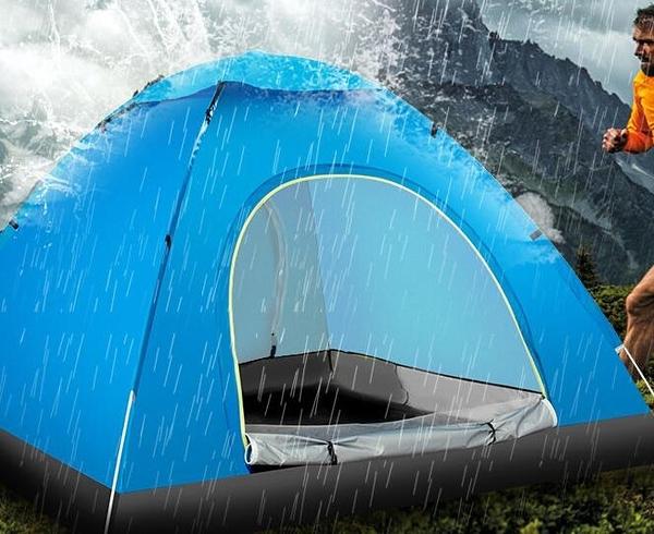加厚防雨帳篷戶外郊游野餐