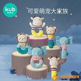 嬰兒玩具0-1歲抓握訓練玩具新生兒搖鈴安撫寶寶玩具手搖鈴兒童玩具【小桃子】