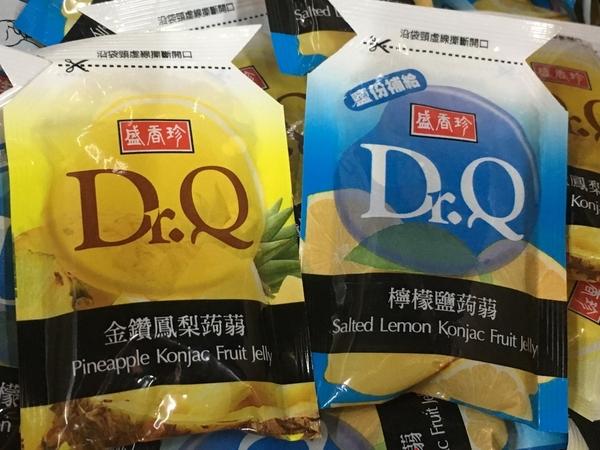 sns 古早味 懷舊零食 盛香珍 綜合果凍 Dr.Q 蒟蒻 果凍 散裝 600公克 約28包
