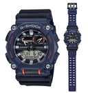 CASIO 卡西歐 G-SHOCK 工業風格 街頭潮流腕錶 GA-900-2A