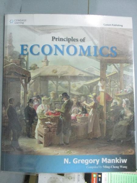 【書寶二手書T1/大學商學_PHC】Principles of Economics_Mankiw
