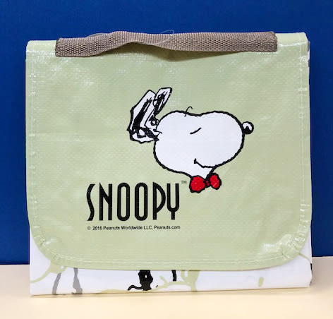 【震撼精品百貨】史奴比Peanuts Snoopy ~SNOOPY 野餐墊-滿版綠#19011