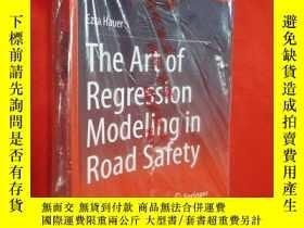 二手書博民逛書店The罕見Art of Regression Modeling