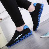 男士運動休閒鞋春季男鞋韓版潮流學生鞋低筒布鞋子 伊鞋本鋪