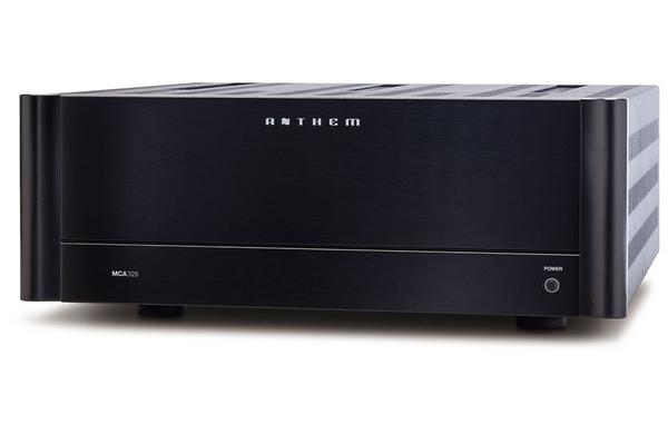 加拿大Anthem 竹北音響推薦 MCA 325 後級擴大機 名展音響