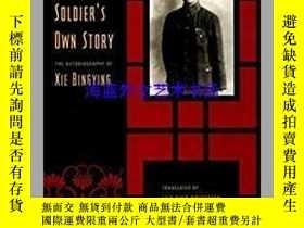 二手書博民逛書店A罕見Woman Soldier s Own StoryY283