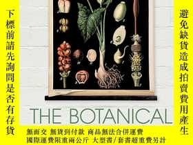 二手書博民逛書店The罕見Botanical Wall Chart: Art f