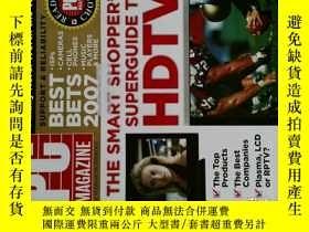 二手書博民逛書店PC罕見Magazine 2007年11月20日 英文個人電腦雜誌 可用樣板間道具雜誌Y14610