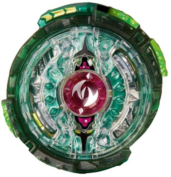 戰鬥陀螺 Burst#125-6 雙子天罰.1'H.Wd 1'鐵H環Wd軸 隨機強化組 確定版 超Z世代 TAKARA TOMY