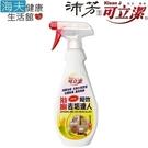 【海夫健康生活館】眾豪 可立潔 沛芳 新超效浴廁去垢達人(每瓶500g,8瓶包裝)