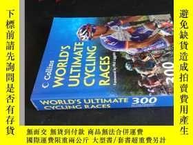 二手書博民逛書店WORLD S罕見ULTIMATE CYCLING PACESY
