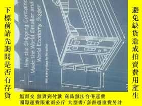 二手書博民逛書店The罕見Box: How The Shipping Conta