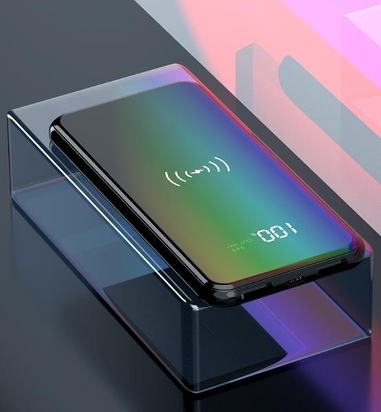 行動電源 無線行動電源iphoneX行動電源蘋果XRS三星S89快充便攜10000毫安華為 艾瑞斯居家生活