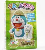 日本ENSKY 3D立體拼圖【KM-44 多啦A夢~大雄的大魔境 (43PCS)】