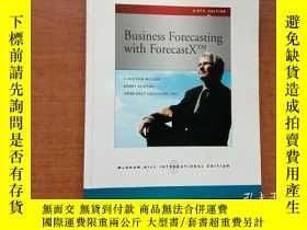 二手書博民逛書店Business罕見Forecasting with Forec