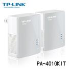 TP-LINK TL-PA4010KIT AV500 微型 電力線 電網通 (雙包裝)