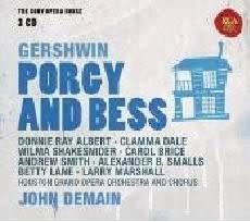 歌劇殿堂 71 蓋希文:乞丐與蕩婦 3CD V.A.Gershwin Porgy and Be