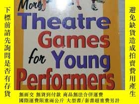 二手書博民逛書店More罕見Theatre Games for Young PerformersY21144 Suzi Zim
