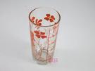 **好幫手生活雜鋪**玻璃花杯500CC----茶杯 開水杯 熱水杯  不鏽鋼杯 壓克力杯