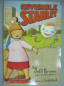 【書寶二手書T9/原文小說_GJF】Invisible Stanley_Jeff Brown