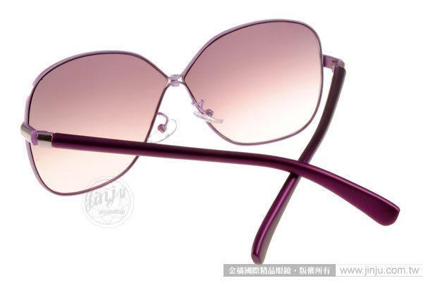 EJING太陽眼鏡 EJY223 C5 (珍珠紫色) 高貴素雅名媛墨鏡 # 金橘眼鏡