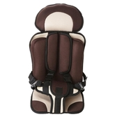 兒童嬰兒安全座椅汽車簡易汽車背帶便攜式車載座椅坐墊0-4 3-12歲 喵可可