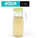 樂扣樂扣 沁涼玻璃冷水壺-橄欖綠色(1....