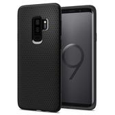 [富廉網] 【Spigen】Galaxy S9+ Case Liquid Air 超輕薄型彈性保護殼 (霧黑)