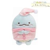 【SAS】日本限定 角落生物 蜥蜴 睡衣版 玩偶娃娃 8cm
