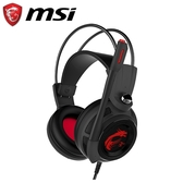 MSI 微星 DS502 職業級震動電競耳機麥克風