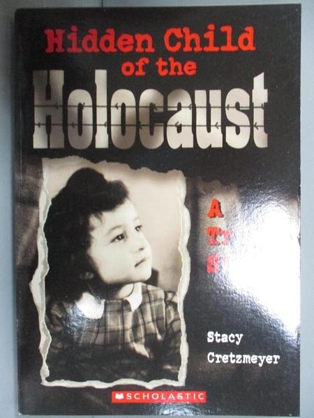 【書寶二手書T1/原文小說_HBJ】Hidden Child of the Holocaust_Stacy Cretzmeyer