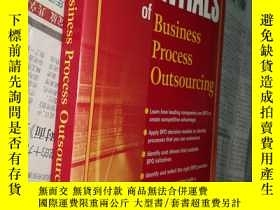 二手書博民逛書店Essentials罕見of Business Process