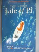 【書寶二手書T1/原文小說_OQR】Life of Pi_Yann Martel