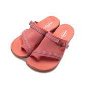 MERRELL District Muri Wrap 夾腳拖鞋 紅 ML97268 女鞋