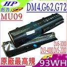 HP MU09 電池(原廠最高規)-惠普...