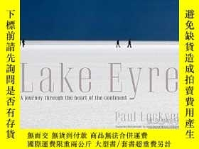 二手書博民逛書店Lake罕見EyreY19139 Paul Lockyer (A