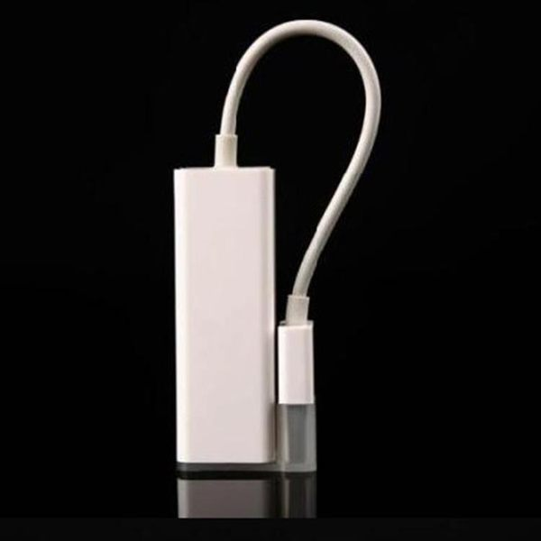 蘋果電腦配件 以太網線 USB網路轉接口 Macbook Air 上網卡轉換器  櫻桃