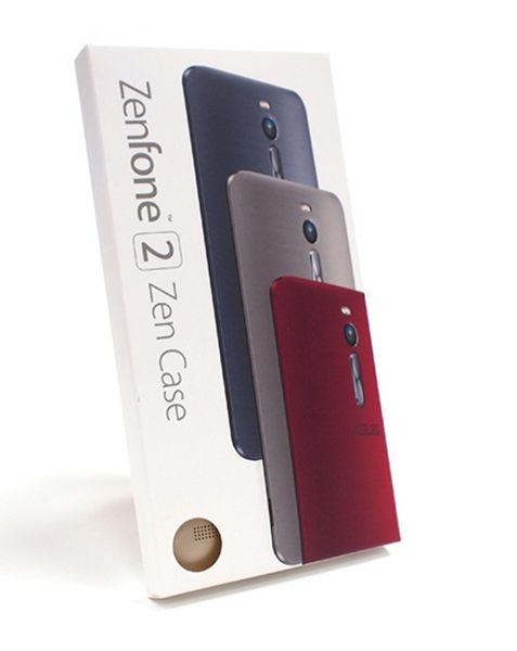 ASUS 華碩 Zenfone 2 ZE550/551ML Zen Case 原廠多彩背蓋 不分色