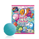 日本 NOL 可愛海洋動物入浴球|沐浴球
