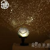 科學浪漫四季星空投影燈DIY安睡夜燈led滿天星空燈投影儀   聖誕節歡樂購